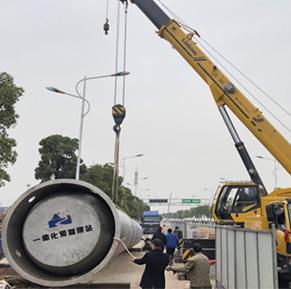 污水提升泵站厂家